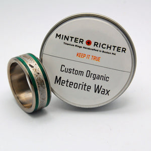 Meteorite Protective Wax - Minter and Richter Designs