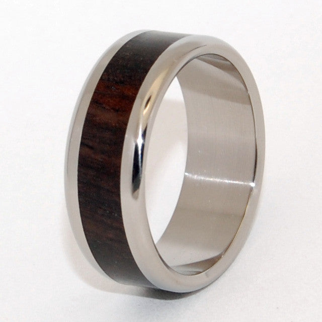 Moluccas Maccassar | Wooden Wedding Ring