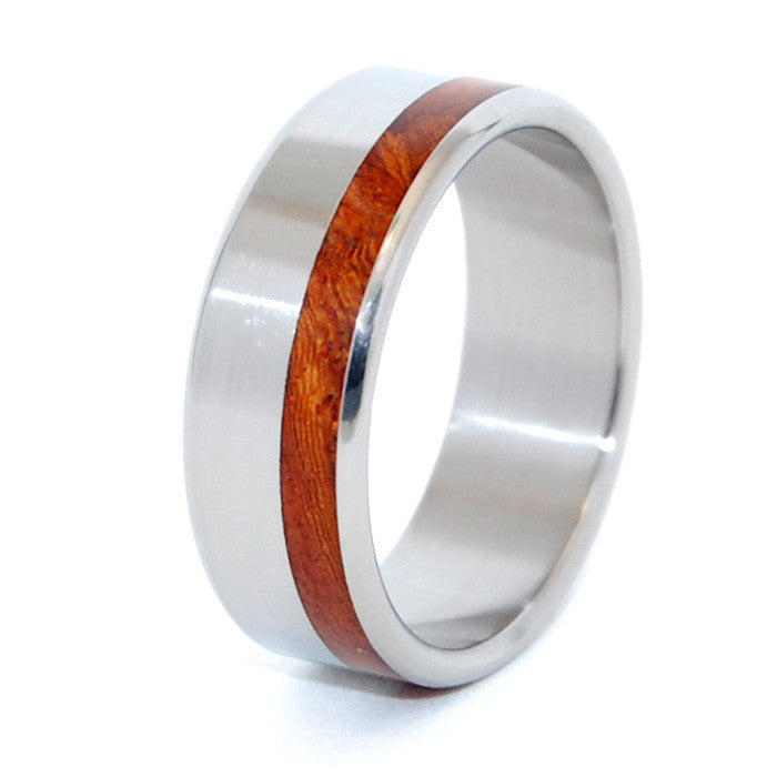 Astir with Love | Handcrafted Wooden Wedding Ring - Minter and Richter Designs