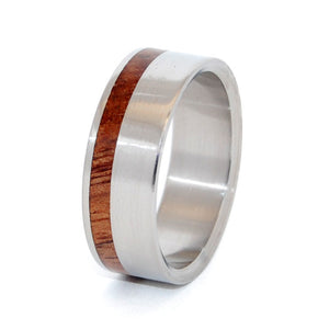 Autumn Romance | Handcrafted Wooden Wedding Ring - Minter and Richter Designs