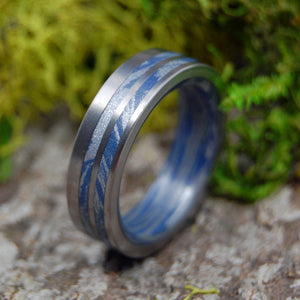 Mens Wedding Rings - Custom Mens Rings - Wedding Rings | SATIN SON OF ADAM