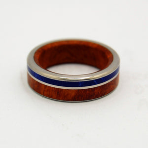 Twilight | Men's Titanium Wedding Bands