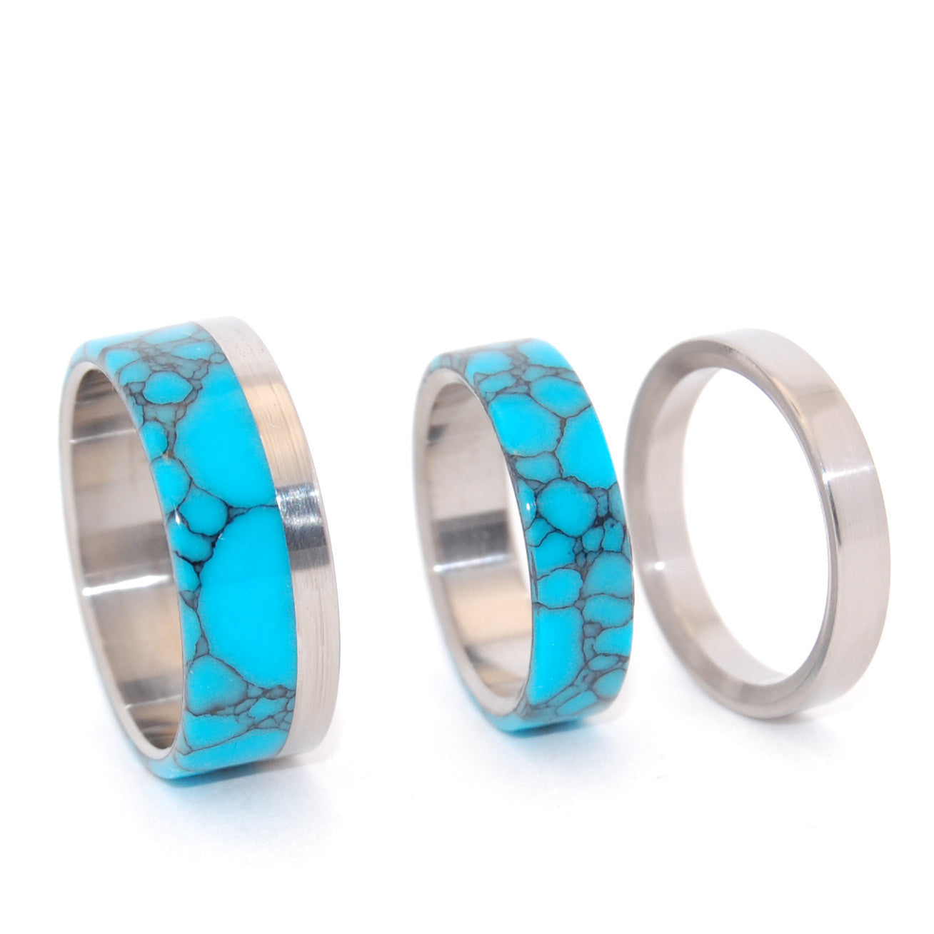 turquoise wedding rings turquoise wedding rings - Turquoise Wedding Rings