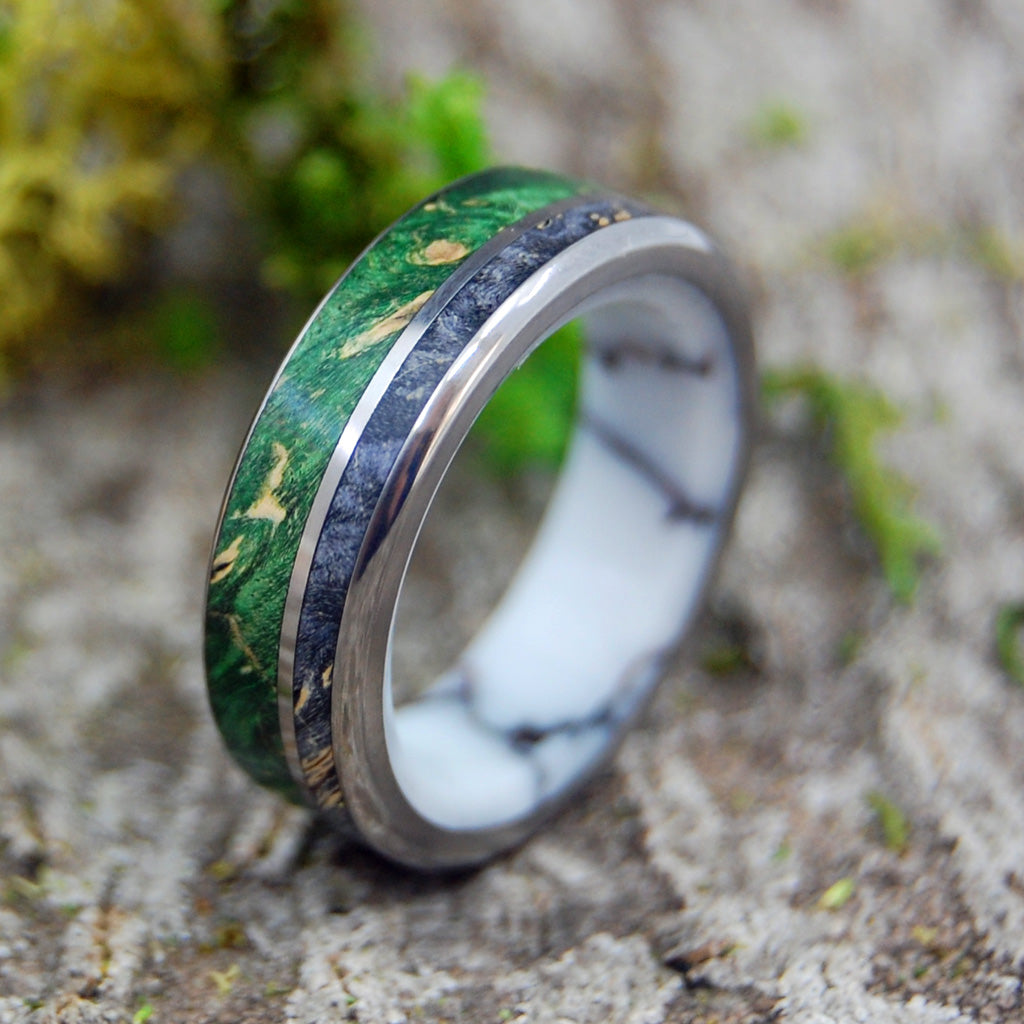 Mens Wedding Rings - Custom Mens Rings - Wedding Rings | LIGHT OF DAY