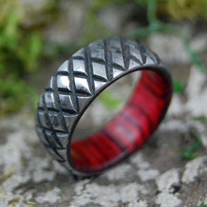 Titanium Wedding Rings - Womens Rings - Mens Rings | PAKKA PROUD