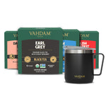 30-Day Black Tea Kit - 60 Tea Bags