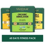 60 Day Fitness Pack - 180 Tea Bags