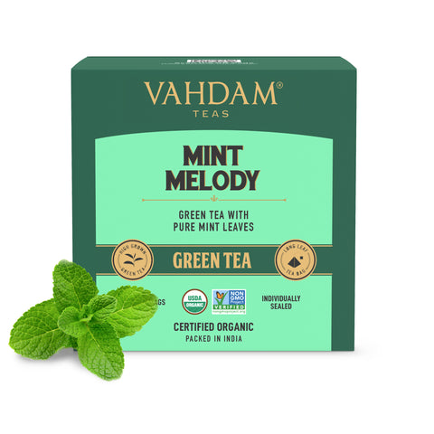Mint Melody Green Tea - 15 Tea Bags