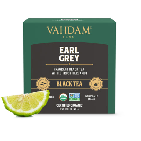 Earl Grey Citrus Black Tea - 15 Tea Bags