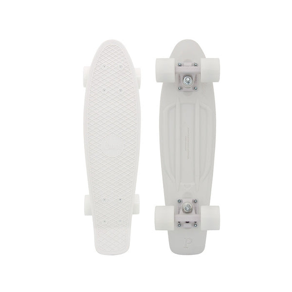 "22"" Penny Skateboard White Lightening"