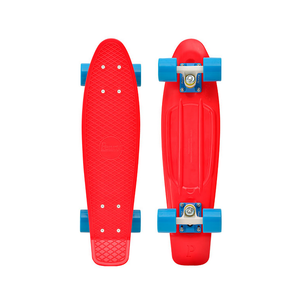 Penny Skateboard Red