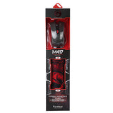 MARVO M417+G1 Gaming Mouse with Mouse Pad