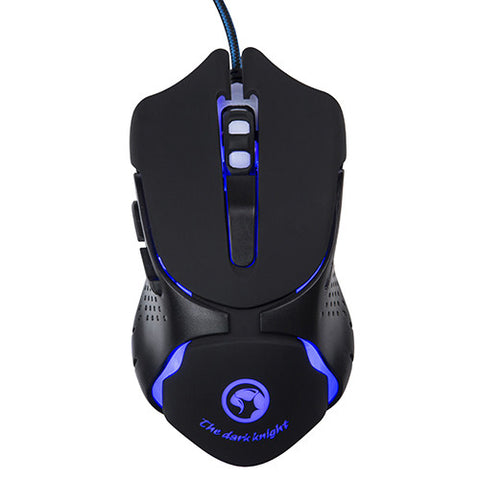 MARVO G801 6D Wired Optical Gaming Mouse