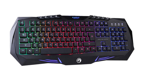 MARVO K614 Gaming Lighting Keyboard