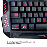 MARVO K636 Gaming Lighting Keyboard  LED light