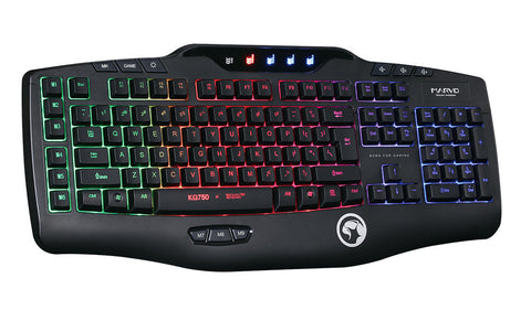 MARVO KG750 Gaming Lighting Keyboard