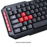 MARVO KW520 2.4GHz Wireless Keyboard and Mouse Combo
