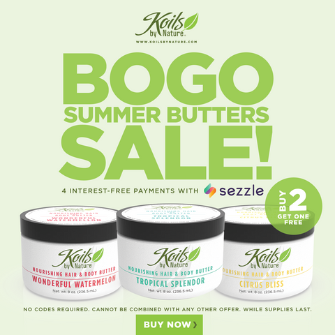 Spring Butter Sale