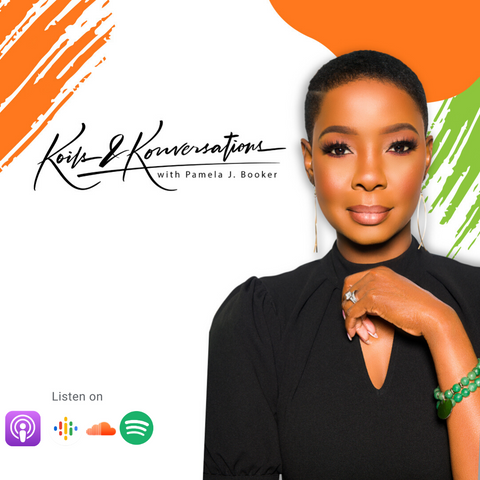Koils & Konversations with Pamela J. Booker Episode 1