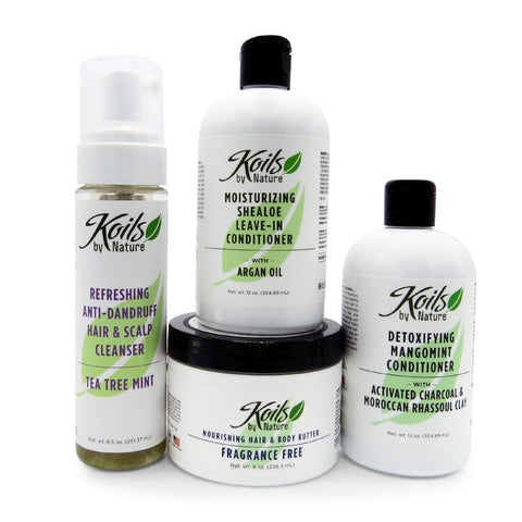 Cleanse-Moisture-Detox-Seal Bundle