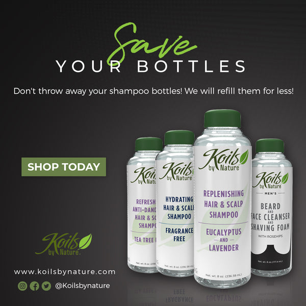 #SAVEYOURBOTTLE  - REFILL ONLY
