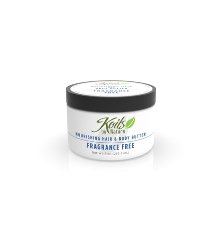 Nourishing Hair and Body Butter Fragrance-Free