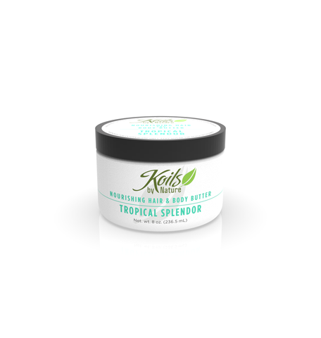 Nourishing Hair and Body Butter Tropical Splendor
