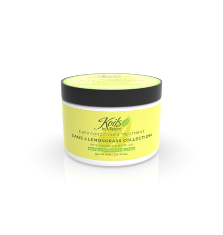 Sage & Lemongrass Deep Treatment with Rice Protein
