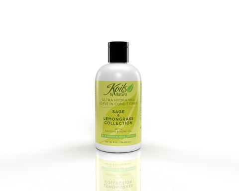 Sage & Lemongrass Ultra Hydrating Leave-In Conditioner