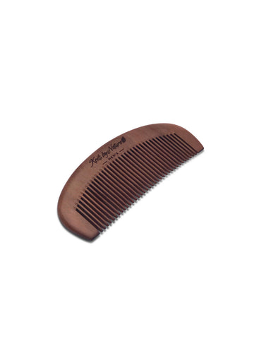 Beard Comb 100% Seamless Wood