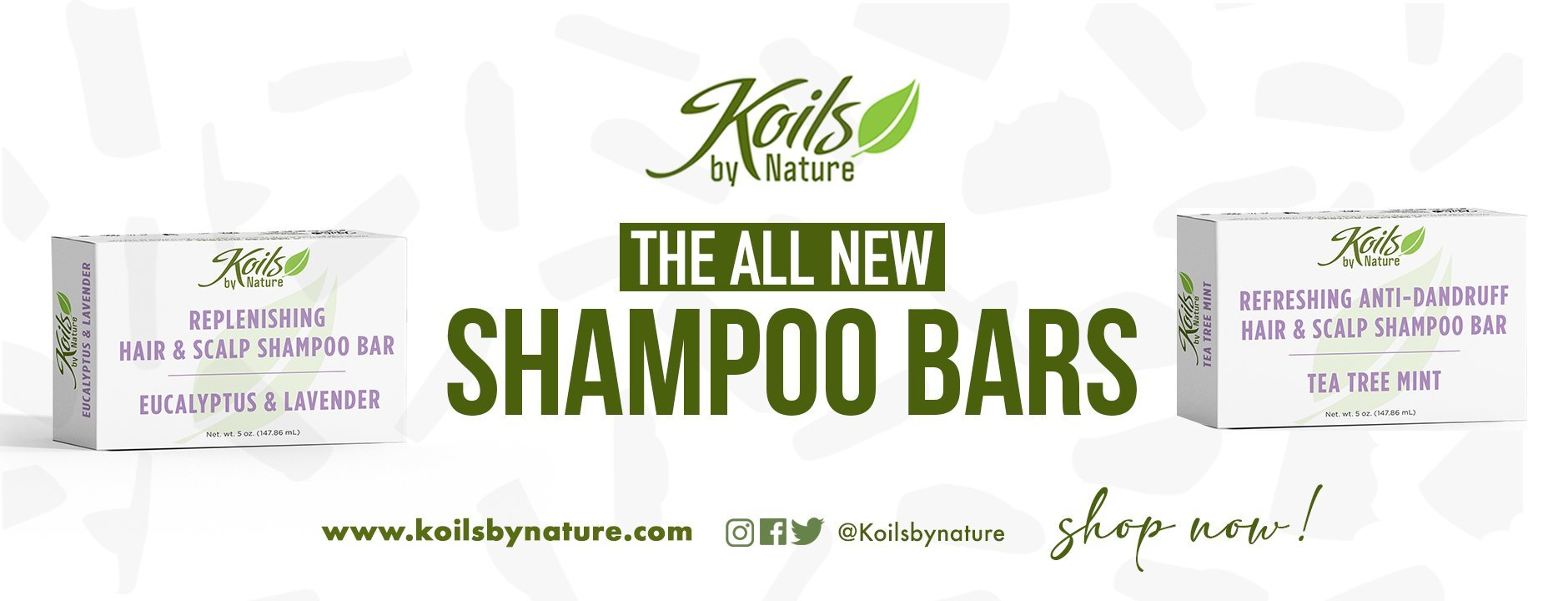 Koils by Nature Shampoos