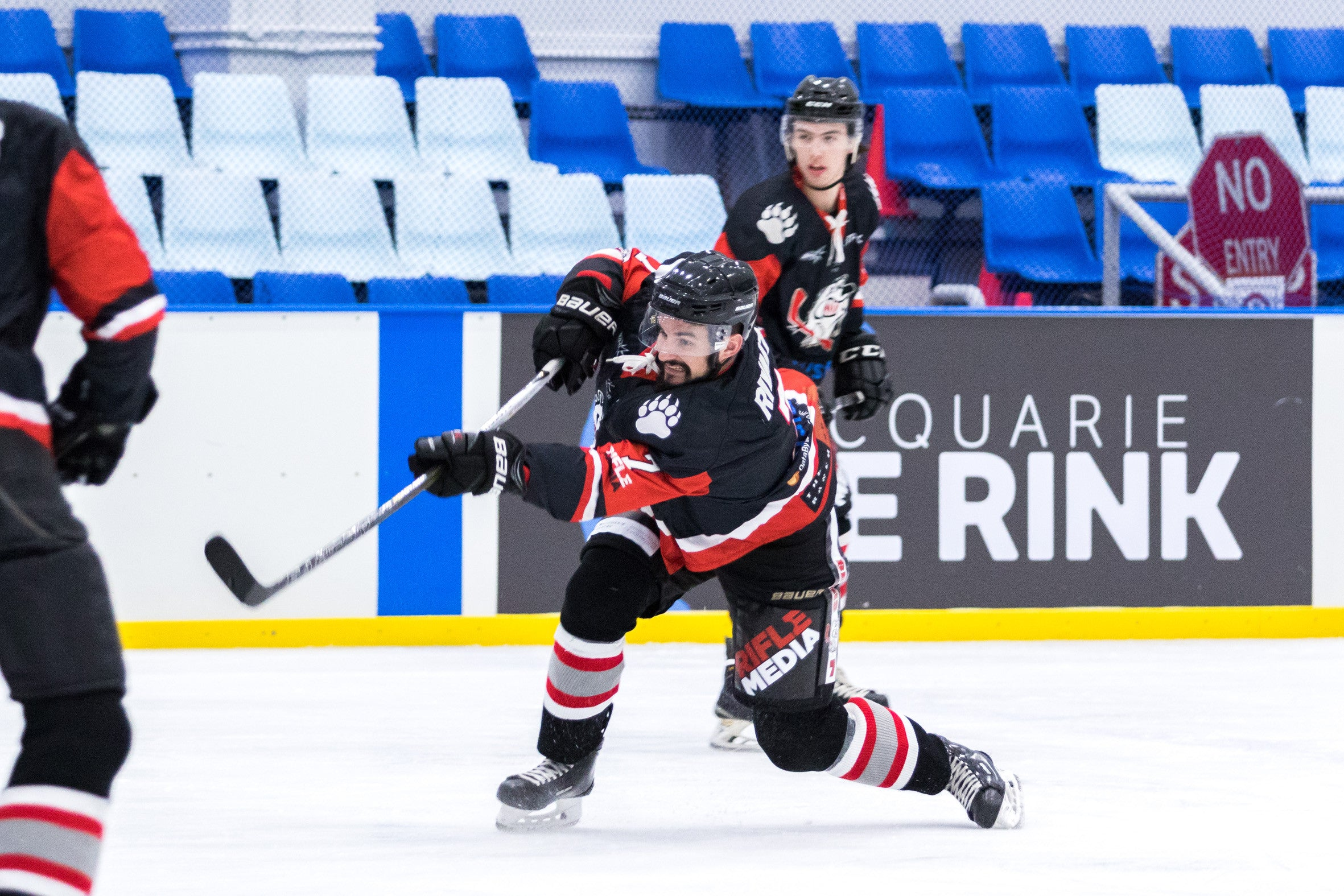 Rivait and Kimlin Named 2017 AIHL All-Stars