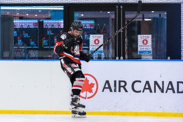 Clare Nets 1st AIHL Goal
