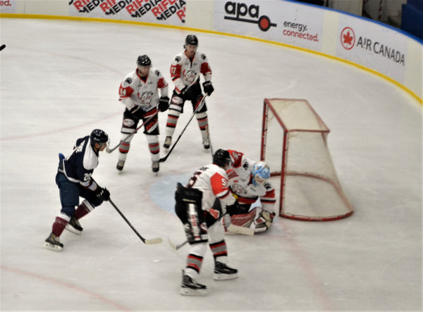 Five Takeaways: Sydney Bears vs Sydney Ice Dogs