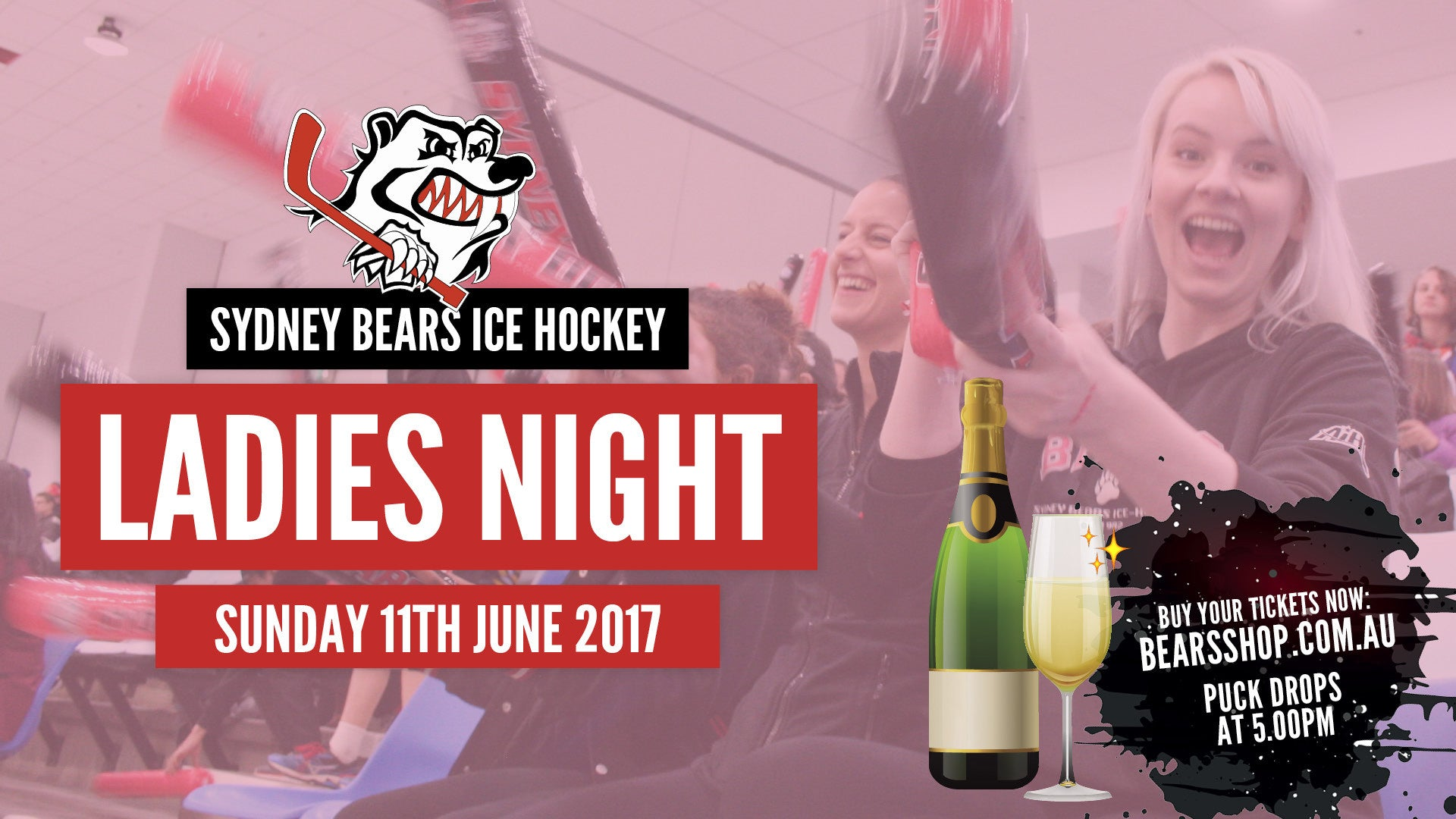 Sydney Bears Host First Annual Ladies Night