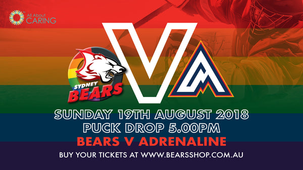 Bears Host Second Pride Night