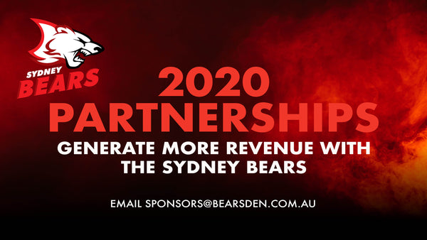 Partner with the Sydney Bears for 2020