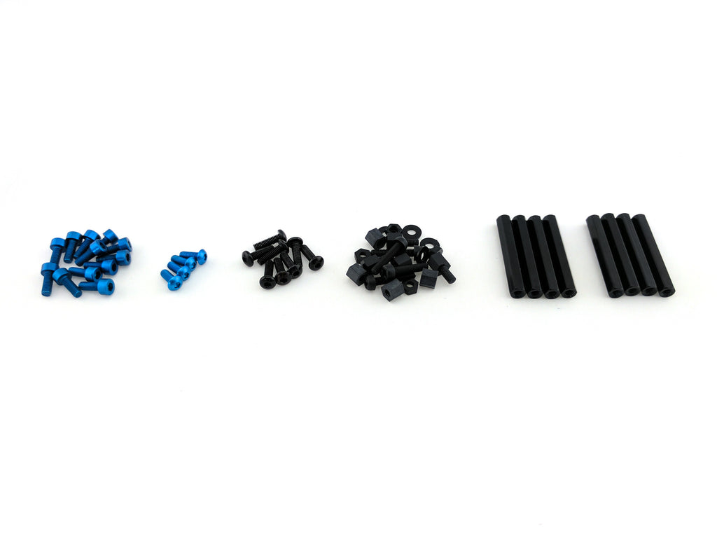 "Weaver V2 5"" Hardware Kit"