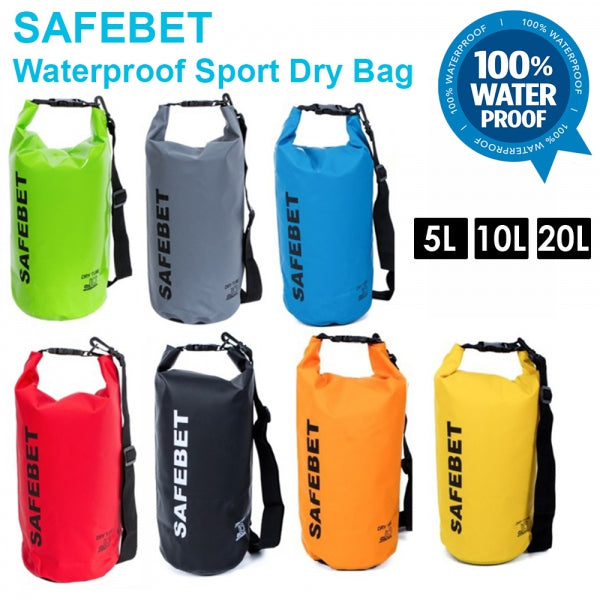 Safebag Dry Bag Camping