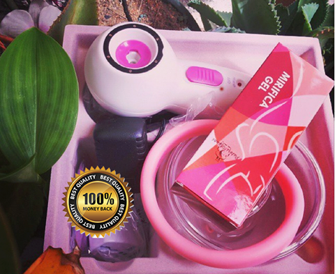 Autobreast pump + Gel Mirifica