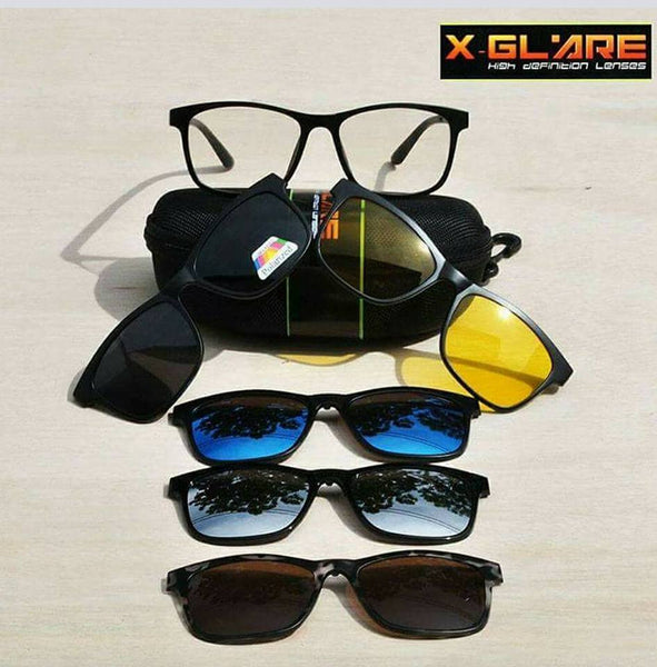 X Glare 5 Lenses Woman By Mir