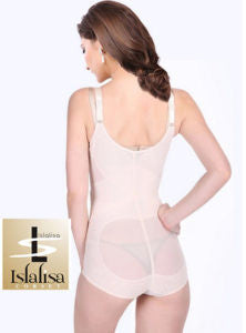 Slimming Body Corset Style 3 Beige - Monkey Skirts - 2