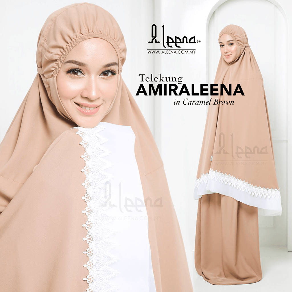Amiraleena Caramel Brown