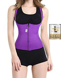 Slimming Body Corset Sporty Style 11 Red Melon