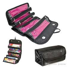 Roll Up Multi Perpose Personal Skincare Toiletries Case