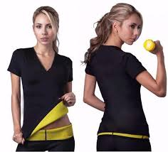 Short Sleeve Hot Shaper T Shirt