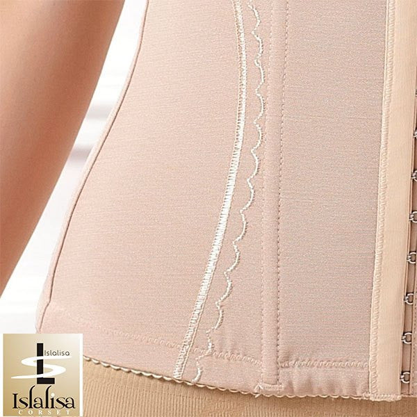 Slimming Corset Style 5 Beige - Monkey Skirts - 4