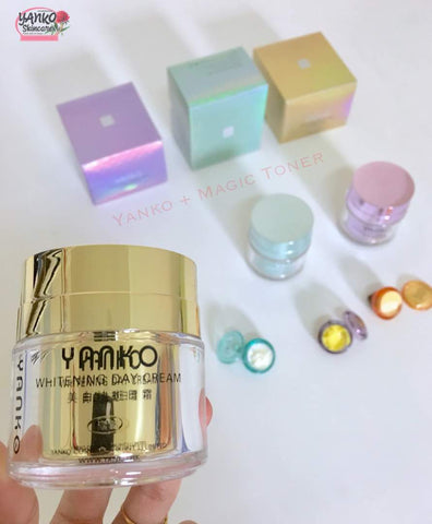 Yanko Skincare Advance Day Cream (Extra Hydra)