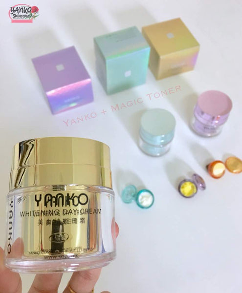 Yanko Skincare Advance Night Cream (Extra Hydra)