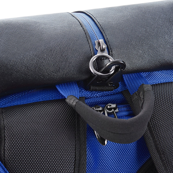 Anti Theft Bag Locking Zipper Front
